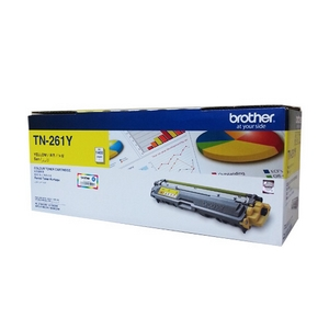 Mực in Brother TN 261 Yellow Toner Cartridge