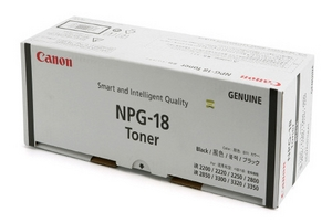Mực Photocopy Canon NPG 18 Black Toner (NPG 18)