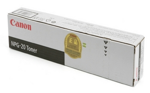 Mực Photocopy Canon NPG 20 Black Toner (NPG 20)