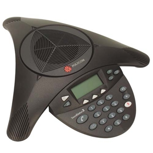 Điện thoại hội nghị Polycom SoundStation 2 Analog non Expandable, w/Display