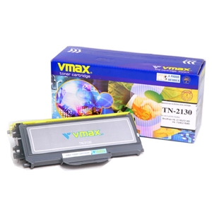 Mực in Vmax TN 2130, Black Toner Cartridge